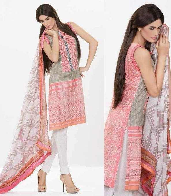 Sobia Nazir Eid Collection 2014