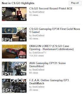 Related Videos By Me