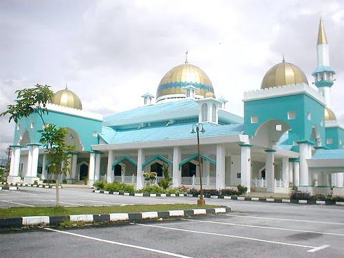 Masjid Jamek Tan Sri Ainuddin Wahid Taman U Skudai