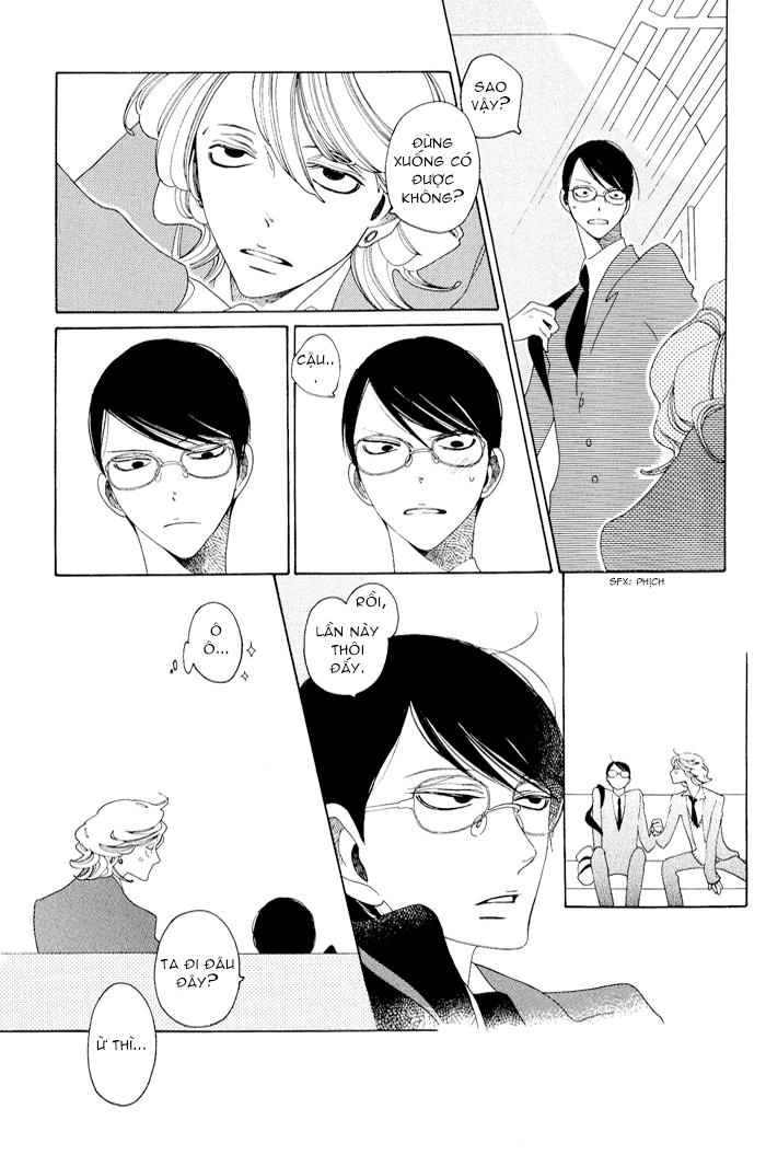 Doukyuusei: Chapter 5.5