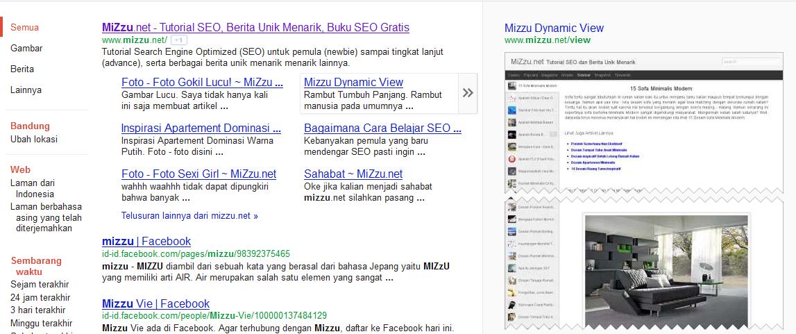 Google Sitelinks Trik!