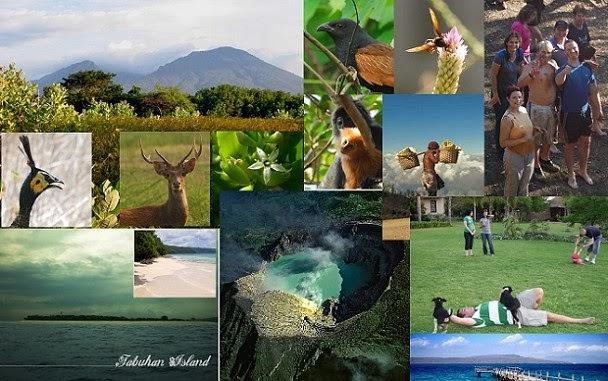 Baluran Nat'l Park, Tabuhan Island, Ijen Crater, Mt Bromo 4 Days 3 Nights Package Tour