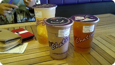 Chatime Bukit Indah