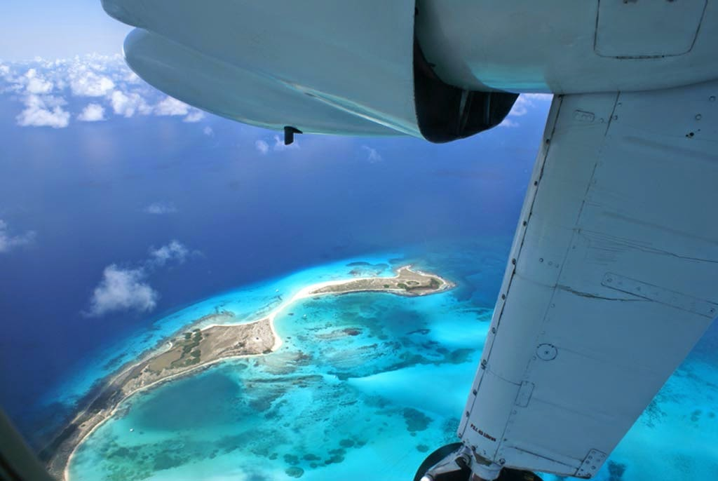 Los Roques Aerial View