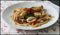 fried udon recipe