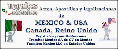 Apostillados Americanos, Apostillar Actas, Partidas, Certificados