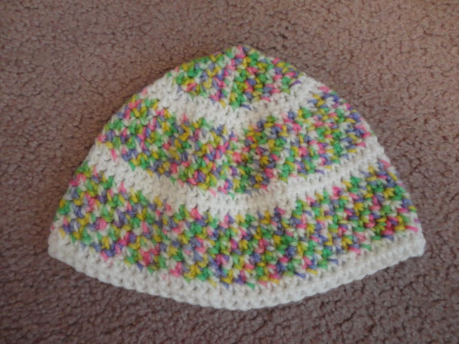 Harrah\'s Crochet: Easy Crochet Hat Variations