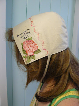 Roses from the Heart Convict Bonnet Project
