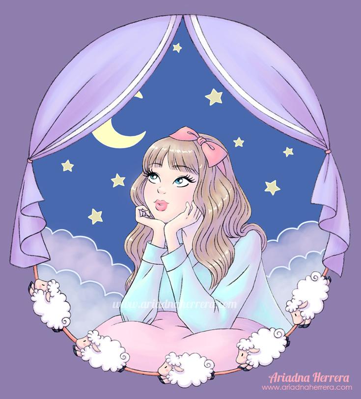 http://ariartna.deviantart.com/art/Night-Dreamer-466339738