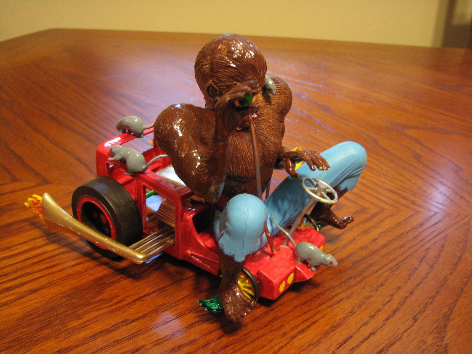 1960s Boy Toys Car
