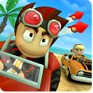 Beach Buggy Racing v1.2.5 Mod