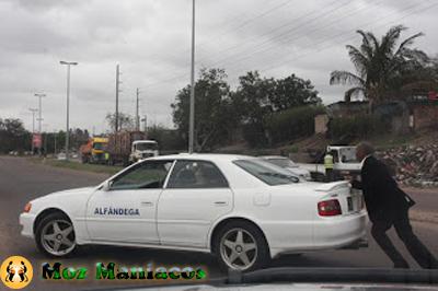 Casualidade em Maputo