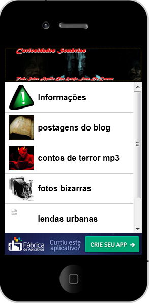 aplicativo oficial do blog