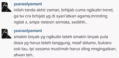 Gaya Hijab Pelik Melly Goeslaw Dikritik Peminat!