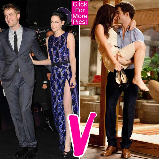 Fotos de robert pattinson y su novia 2012 20
