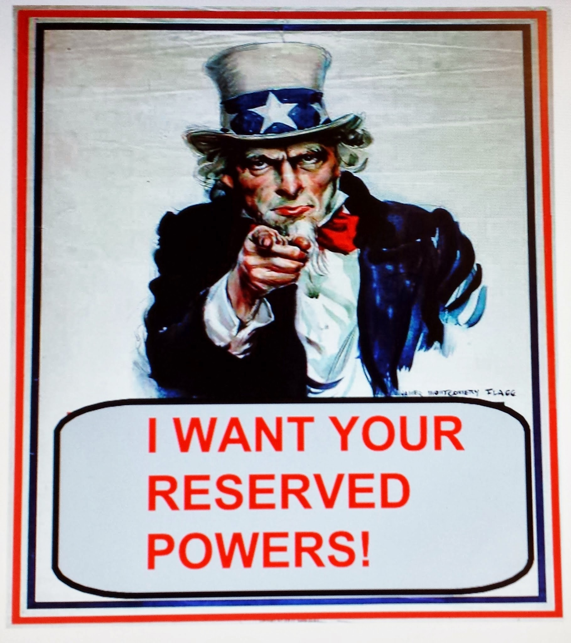 Rights Reserved To States Or People V.A.M. It!: Using Fede...