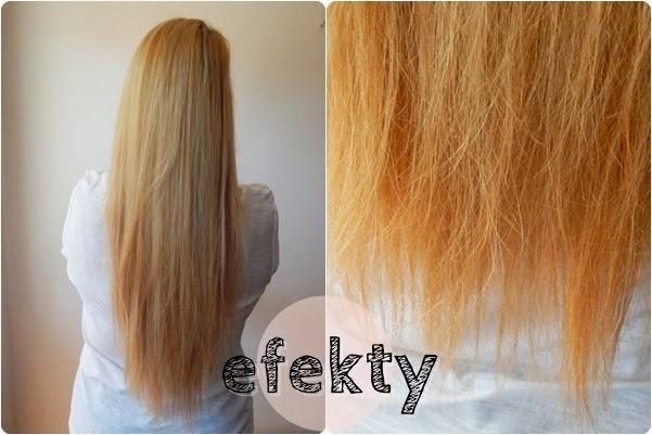 biovax dla blond, efekty, biovax, maska, włosy