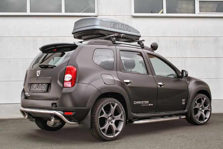 moto custom dacia duster tuning 2014. Black Bedroom Furniture Sets. Home Design Ideas