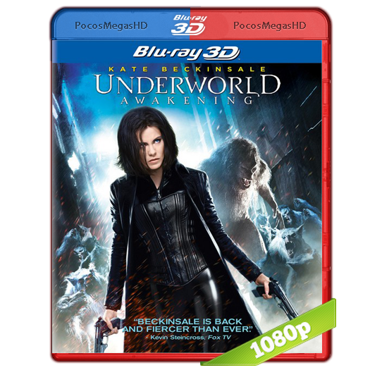 Underworld Awakening (2012) 3D SBS BRRip 1080p Audio Dual Latino/Ingles 5.1