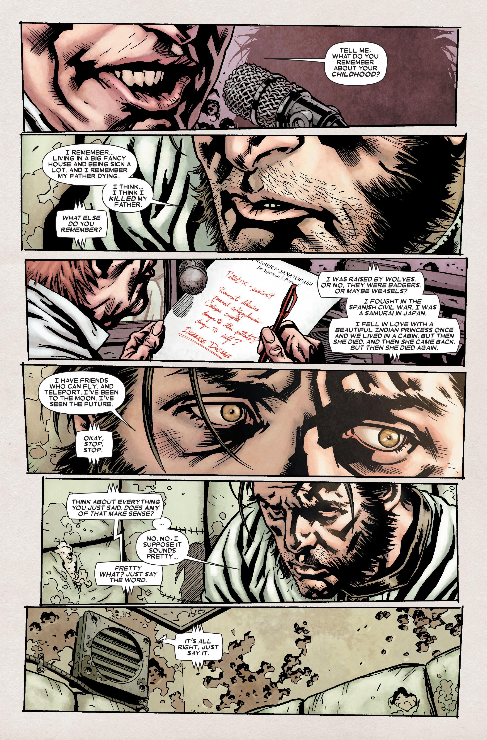 Wolverine: Weapon X #6 #11 - English 3