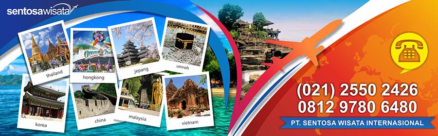 Sentosa Wisata | Paket Tour Wisata Liburan Beijing China | Thailand Bangkok | Harga Paket Holyland