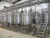 Dairy Processing Plant, Milk Processing plant