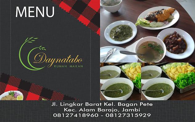 Restoran Khas Batak Modern di Jambi