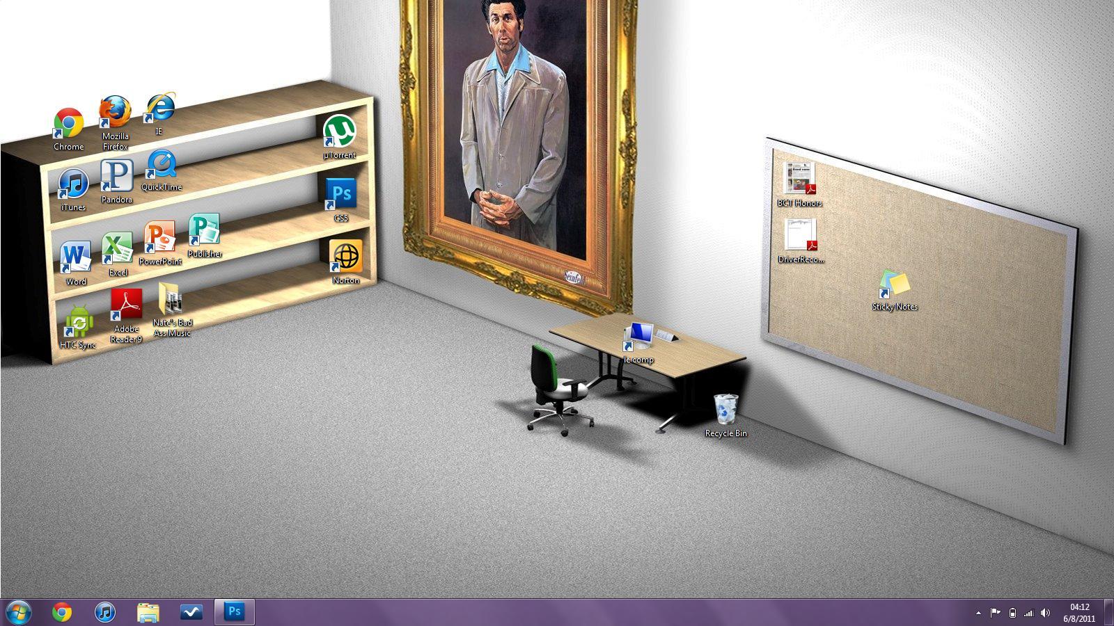 4funny pics 13 43 pics for My room wallpaper