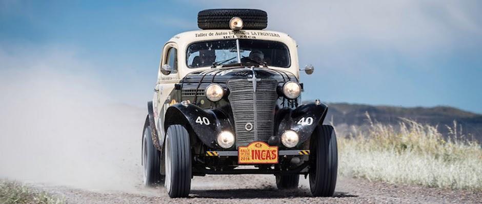 Fang Inca Rally