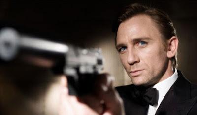 James Bond en una de sus películas