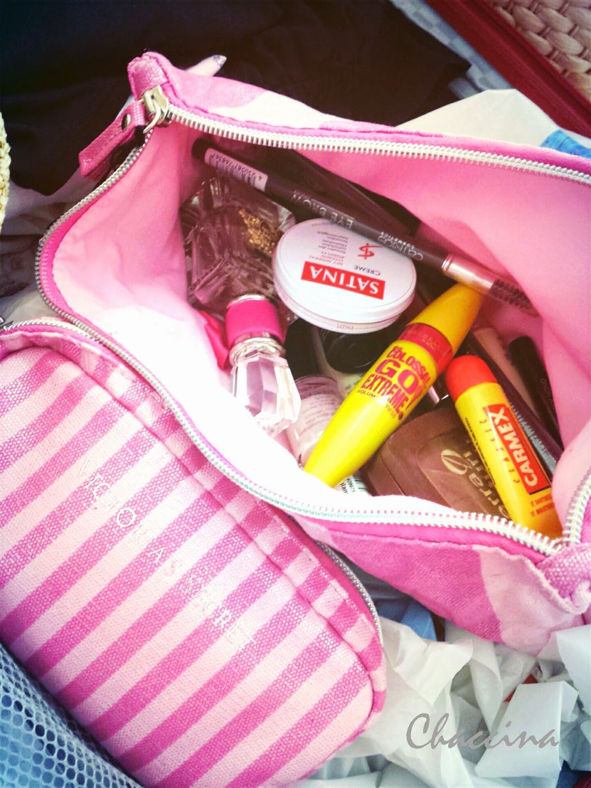 Lifestyleblog Chaccina Kofferpacken
