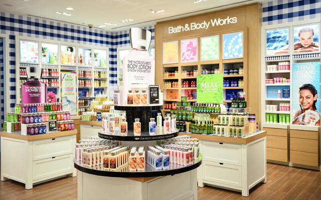 Bath & Body Works Store