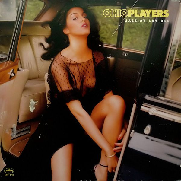 Ohio Players - Jass-Ay-Lay-Dee album cover