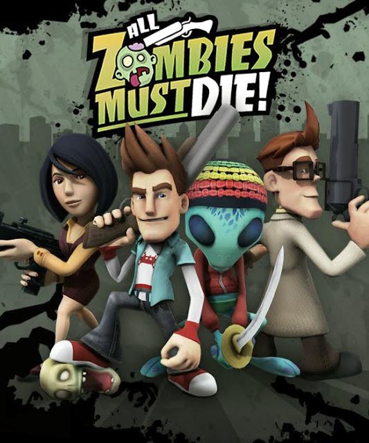 لعبة الاكشن الممتعة All Zombies Must Die نسخة كاملة حصريا تحميل مباشر All+Zombies+Must+Die