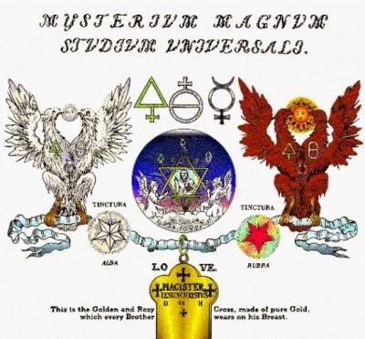 Simbol-Rahasia-Rosikrusian