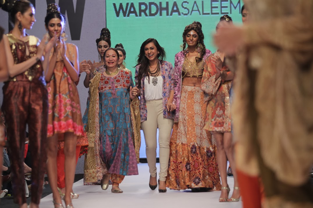 Fashion Pakistan Week 6 - Spring/Summer 2014 - Wardha Saleem