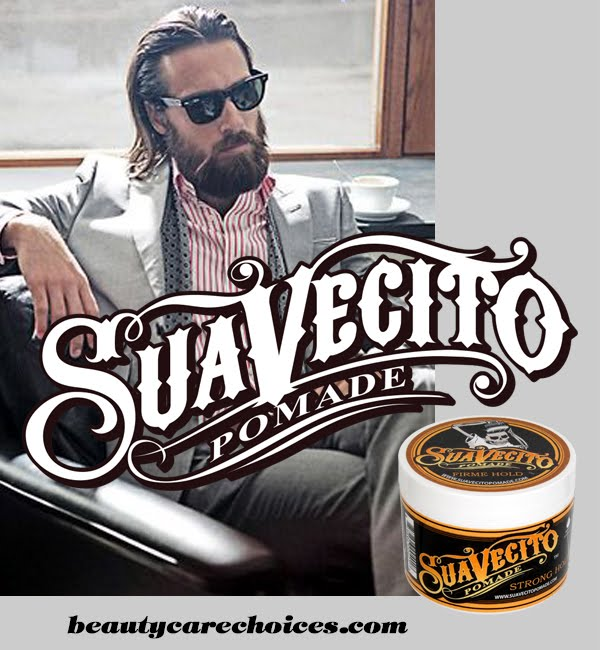 Suavacito...for men with style!