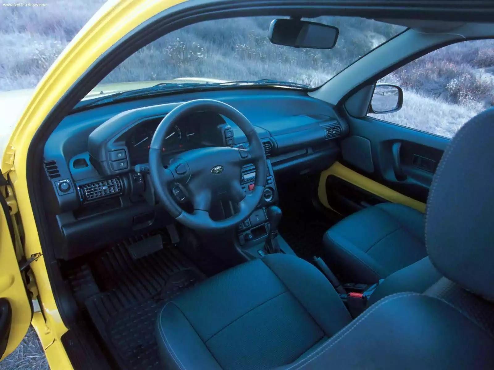 Hình ảnh xe ô tô Land Rover Freelander SE3 2003 & nội ngoại thất