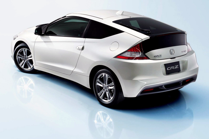 New Hybrid Car Honda Cr Z 2011 Review Specs And Price