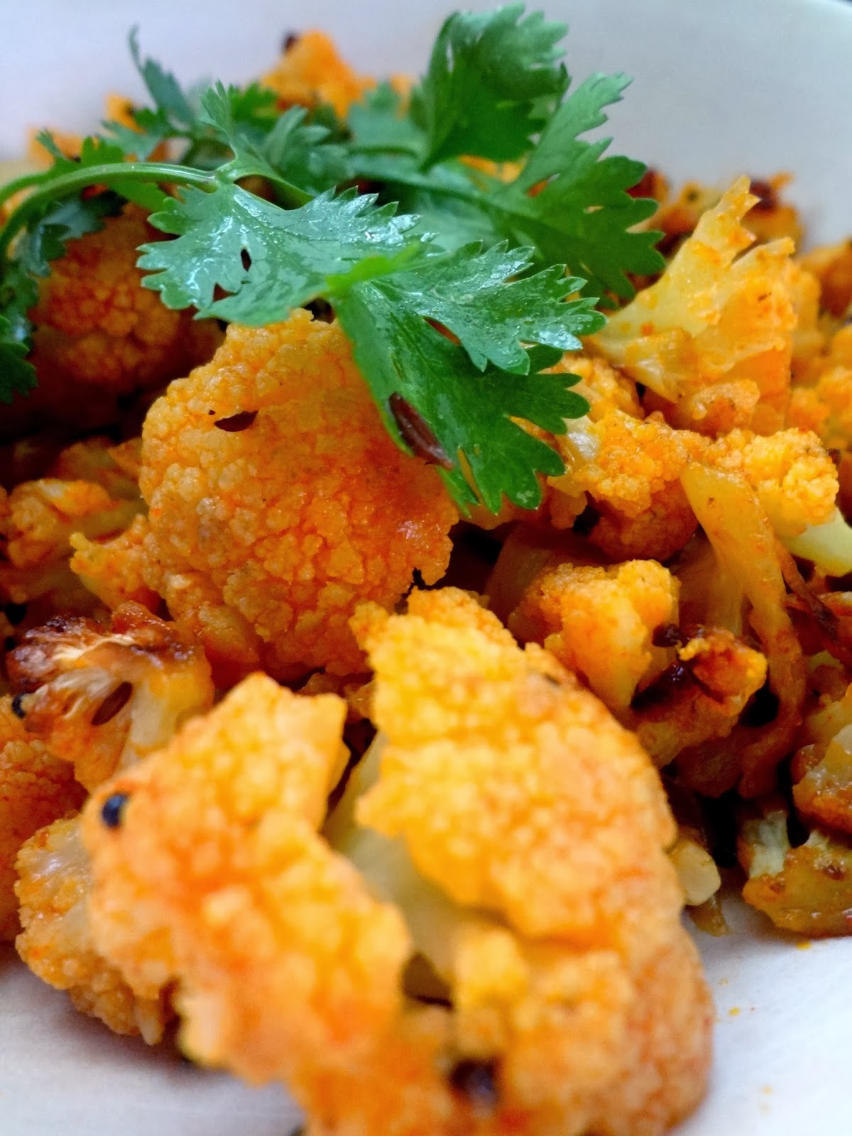 Your Everyday Cook: Roasted cauliflower curry with Indian ...