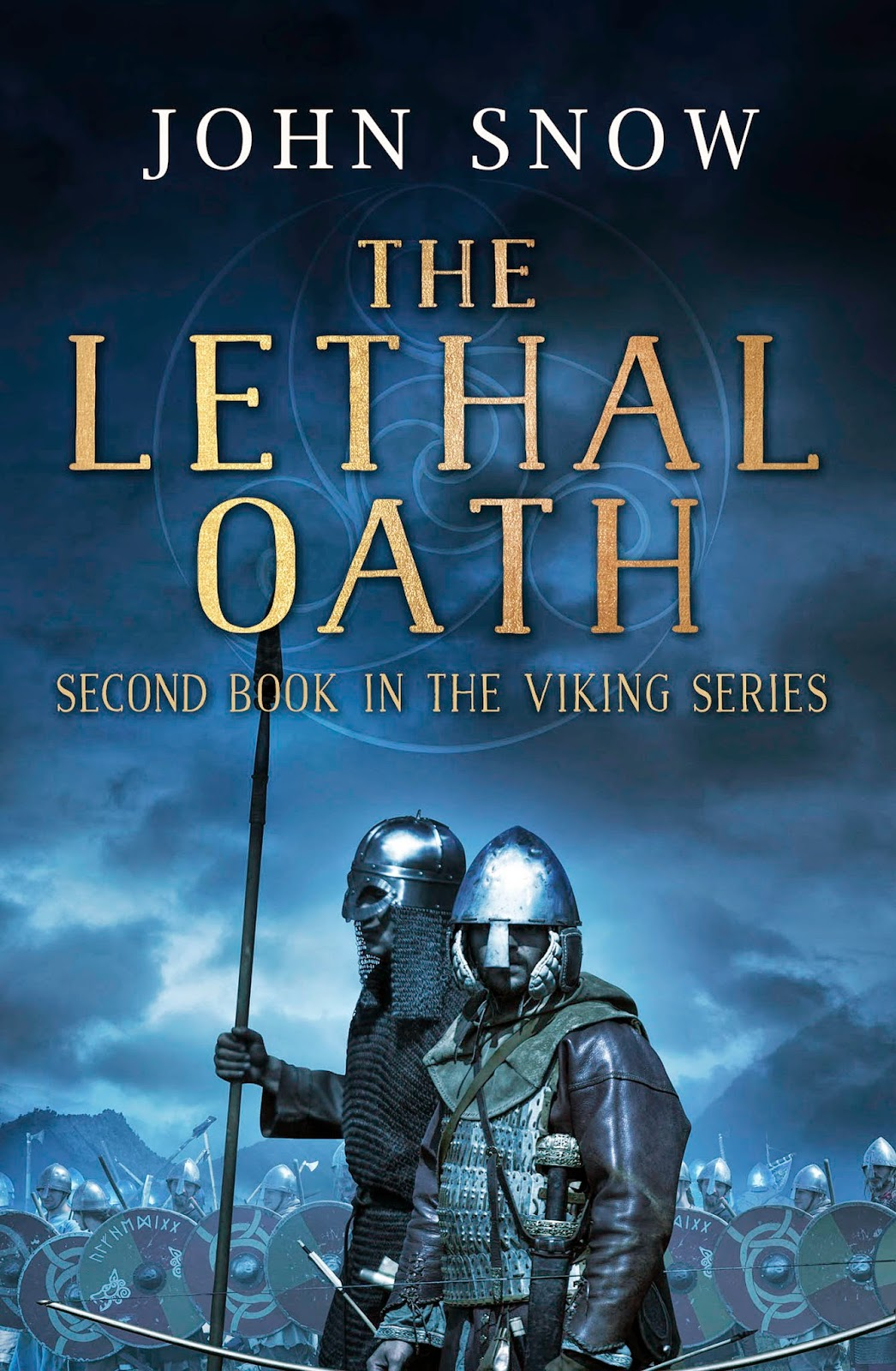 John Snow. The Lethal Oath. Cover Image.