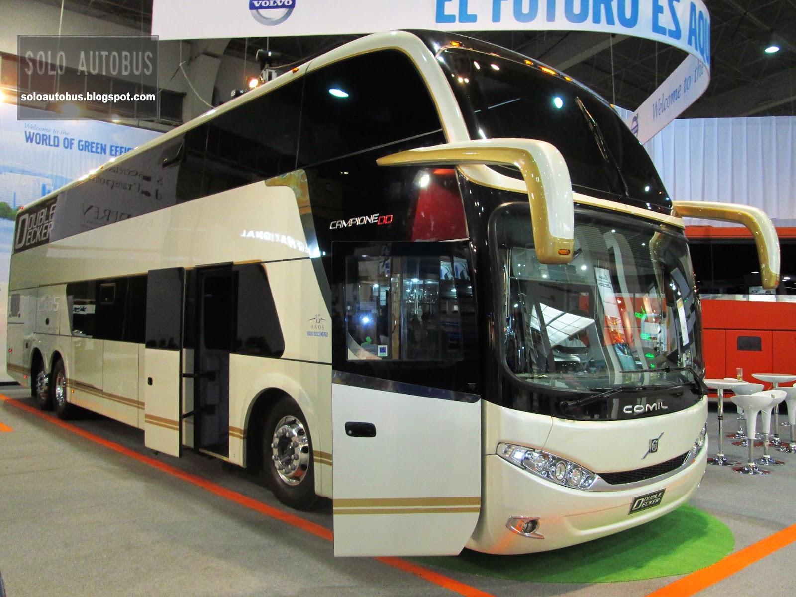 Soloautobus volvo comil campione dd - Autobuses de dos pisos ...