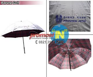 jual payung golf murah, order payung golf online, jual payung golf promosi, order payung golf souvenir