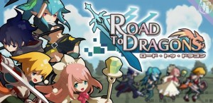 ROAD TO DRAGONS MOD APK+DATA
