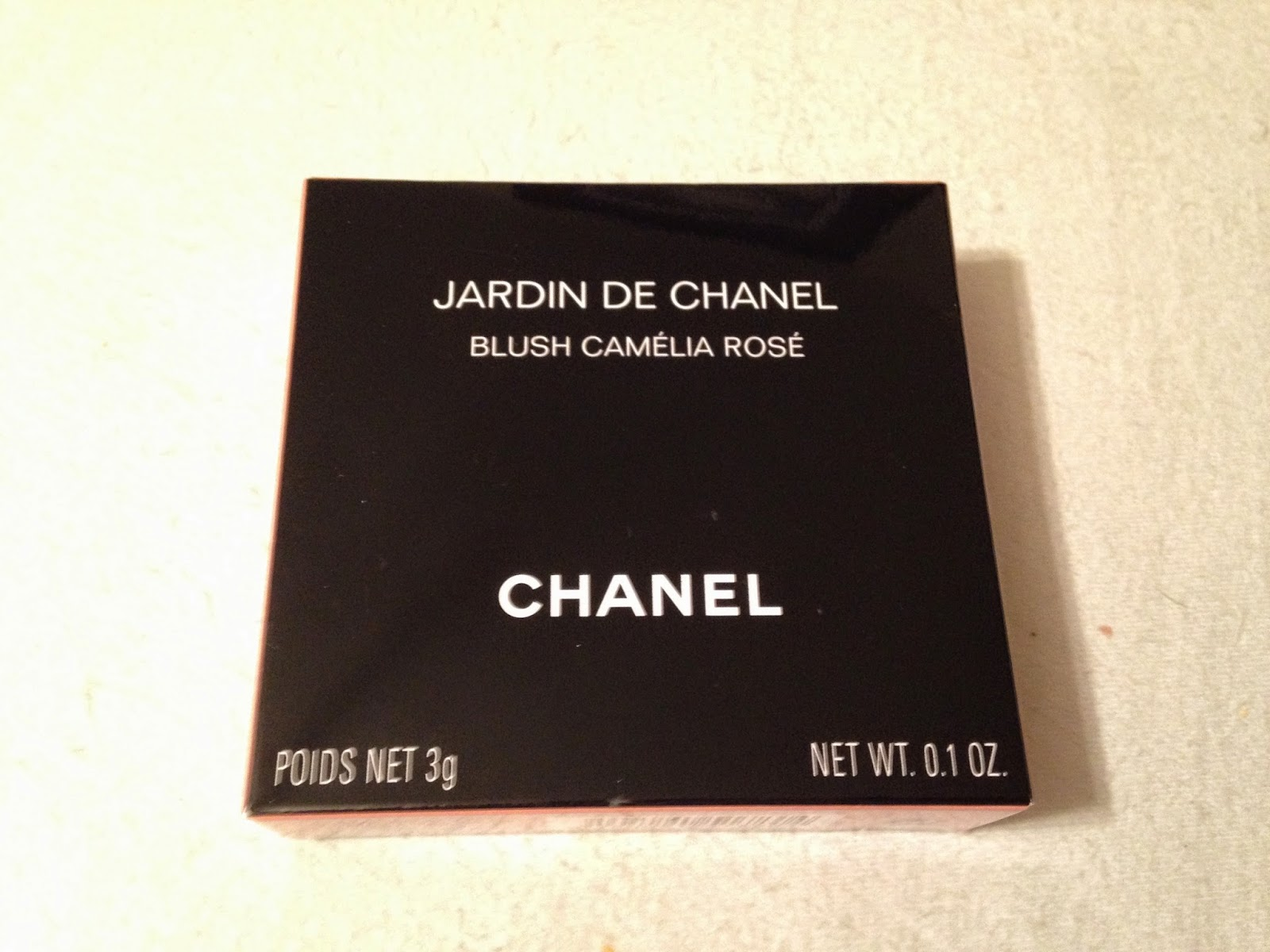 Half korean girl with internet access jardin de chanel for Jardin de chanel blush 2015 kaufen