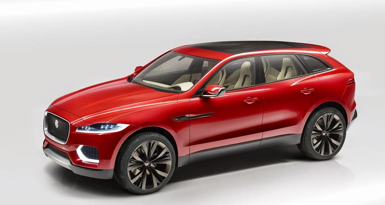 2016 Jaguar SUV