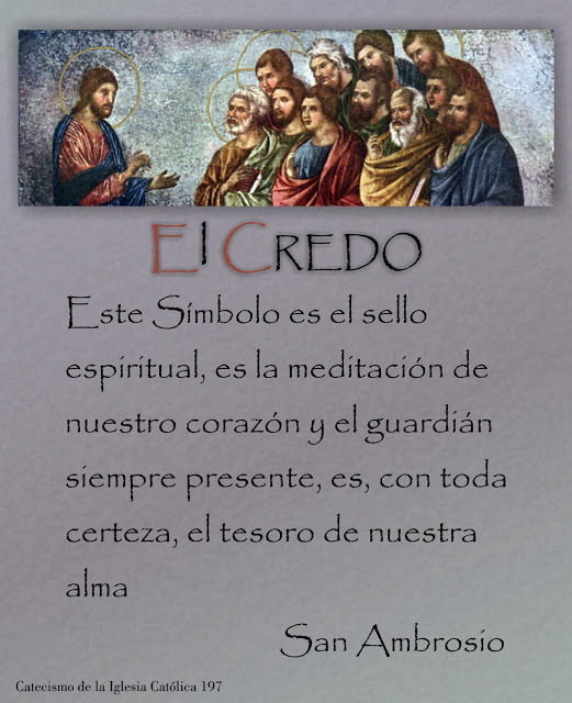 Blog catlico de Javier Olivaresbaions jubiladoBaiona El Credo
