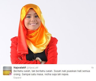 penyanyi Najwa Latif