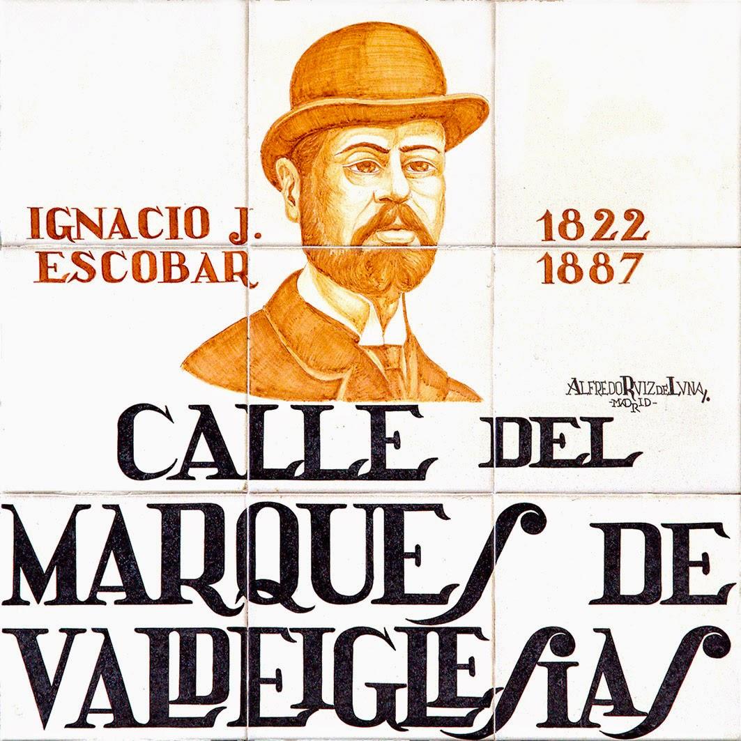 Calle del Marqués de Valdeiglesias