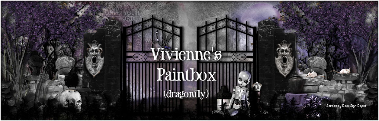 Vivienne's Paintbox